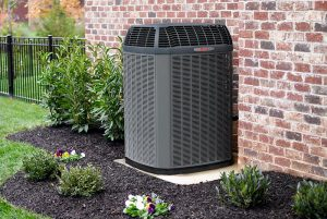 air conditioning unit from Trane