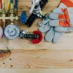 Tools for AC unit and HVAC maintenance