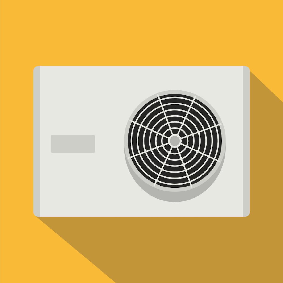 shutterstock air conditioner